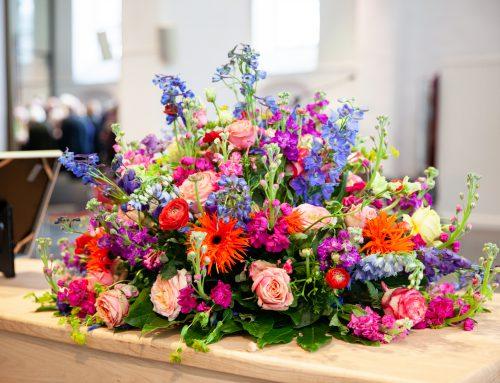 Onlangs verschenen op AD.nl: Fenneke fotografeert begrafenissen