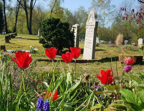Heiderust: begraafplaats en gedenkplek in Rheden